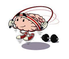 cervello che si allena